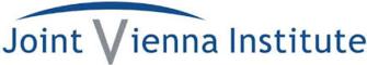 Joint Vienna Institute logo