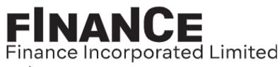 Finance Incorporated Ltd