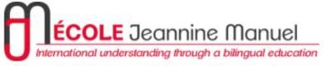 Ecole Jeannine Manuel - Lille logo